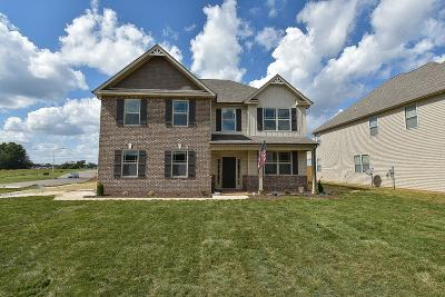 Montgomery County Single Family Home For Sale: 971 Cherry Blossom Ln