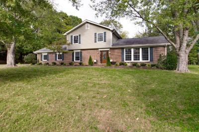 Brentwood Single Family Home For Sale: 914 Sunny Hill Rd