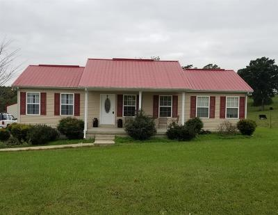 Single Family Home Under Contract - Not Showing: 1299 Mount Olive Rd