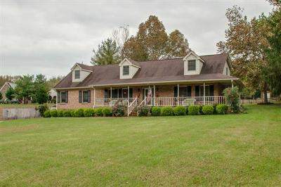 Lebanon Single Family Home For Sale: 202 Applevalley Road