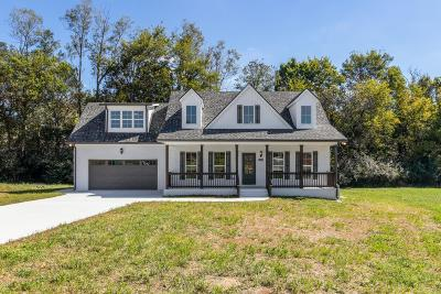 Lewisburg Single Family Home For Sale: 1033 Corey Dr