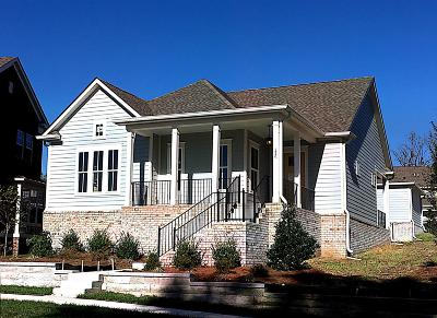 Davidson County Single Family Home For Sale: 1928 Grace Point Lane #144
