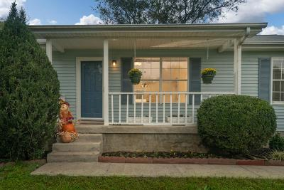 Antioch Single Family Home For Sale: 4520 Stoneview Dr