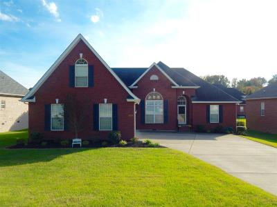 Smyrna Single Family Home For Sale: 5021 Claude Dr