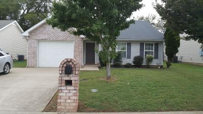Single Family Home For Sale: 1542 Ballater Drive