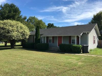 Gallatin Single Family Home For Sale: 18 Old Hwy 31e