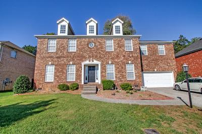 Hermitage Single Family Home For Sale: 2037 Hawks Nest Ct