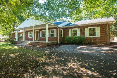 Dickson Single Family Home Under Contract - Showing: 204 E Hills Ter