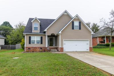 Rutherford County Single Family Home For Sale: 643 Fleming Farms Dr