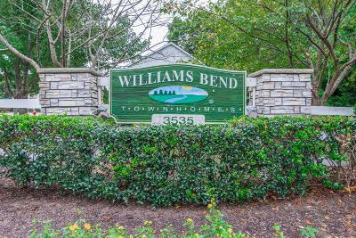 Nashville Condo/Townhouse Under Contract - Showing: 3535 Bell Rd Apt 405 #405