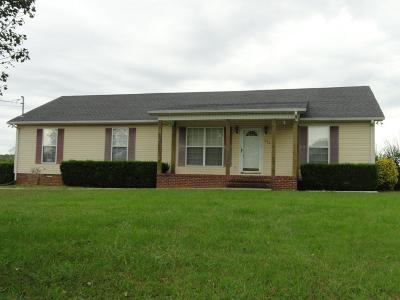 Shelbyville Single Family Home For Sale: 556 Minkslide Road