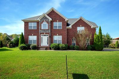 Cheatham County, Davidson County, Dekalb County, Robertson County, Rutherford County, Smith County, Sumner County, Trousdale County, Williamson County, Wilson County Single Family Home For Sale