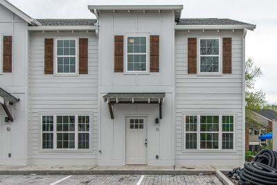 Nashville Condo/Townhouse For Sale: 300 Stewarts Ferry Pike #21 #21