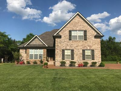 Wilson County Single Family Home For Sale: 3185 Colchester Cir