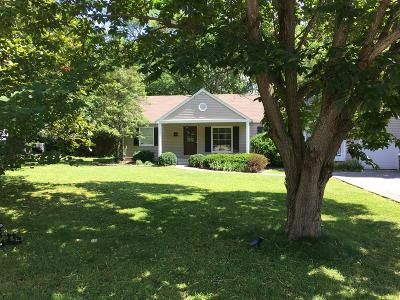 Nashville Single Family Home For Sale: 1122 Biltmore Dr