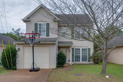 Nashville Single Family Home For Sale: 3124 Penn Meade Way
