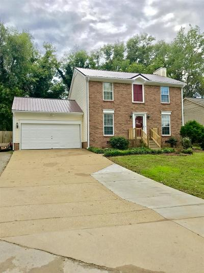 Maury County Single Family Home For Sale: 235 Valley Dr