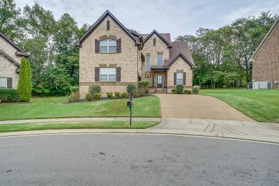 Sumner County Single Family Home For Sale: 144 Ruland Cir