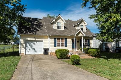 Oak Grove Single Family Home For Sale: 112 Oak Tree Dr