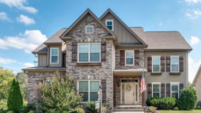 Spring Hill Single Family Home Under Contract - Not Showing: 2066 Lequire Ln