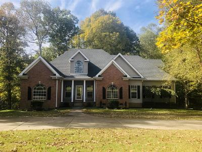 Burns TN Single Family Home For Sale: $479,900