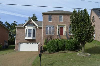 Hermitage Single Family Home For Sale: 925 Wonderland Pass