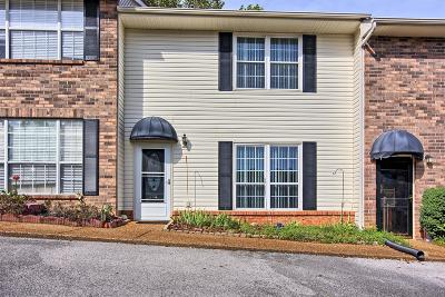Williamson County Condo/Townhouse For Sale: 7352 Planters Rd