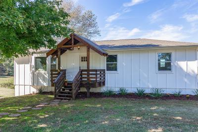 Williamson County Single Family Home For Sale: 2615 Baugh Ln