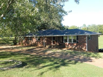 Goodlettsville Single Family Home For Sale: 2466 Union Hill Rd