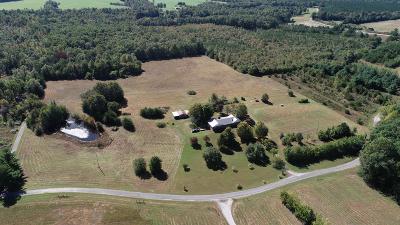 Van Buren County Single Family Home For Sale: 416 Bum Hillis Rd