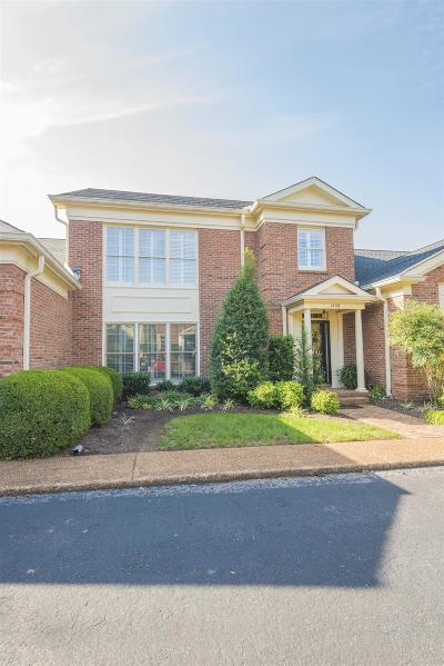 Murfreesboro TN Condo/Townhouse For Sale: $334,900