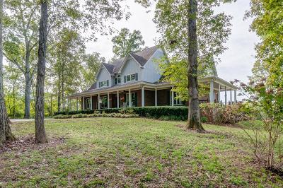 Maury County Single Family Home Under Contract - Showing