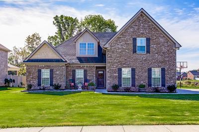 Murfreesboro Single Family Home For Sale: 2103 Faulkner Springs Dr