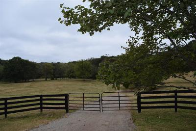 Williamson County Residential Lots & Land For Sale: 6621 Pinkston Rd