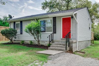 East Nashville Single Family Home For Sale: 344 Edwin St