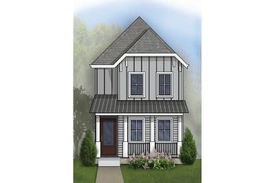 Nashville Single Family Home For Sale: 4400 B Georgia Ave