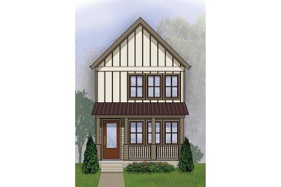 Nashville Single Family Home For Sale: 4400 C Georgia Ave