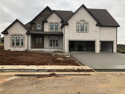 Clarksville Single Family Home For Sale: 444 Farmington