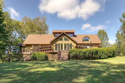 Maury County Single Family Home For Sale: 206 Kippsford Pond Rd