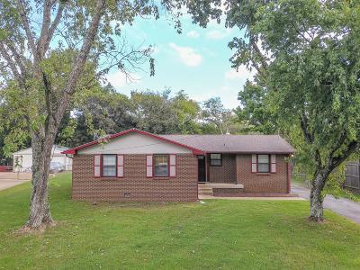 Nashville Single Family Home For Sale: 3269 Niagara Dr