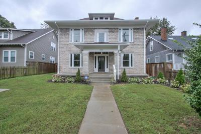 Nashville Single Family Home For Sale: 946 Seymour Ave