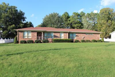Shelbyville Single Family Home For Sale: 204 Woodmont Dr