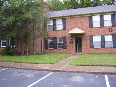 Davidson County Condo/Townhouse For Sale: 5515 Country Dr #38 #38
