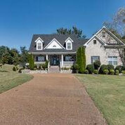 Springfield TN Single Family Home Under Contract - Showing: $419,900