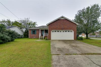 Antioch Single Family Home Under Contract - Showing: 4608 Rockland Trl