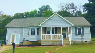 Antioch Single Family Home For Sale: 1612 Soulshine Pl