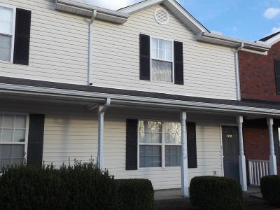 Rutherford County Condo/Townhouse For Sale: 958 Ruch Ln