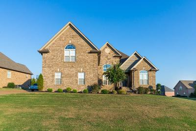Mount Juliet TN Single Family Home For Sale: $424,911