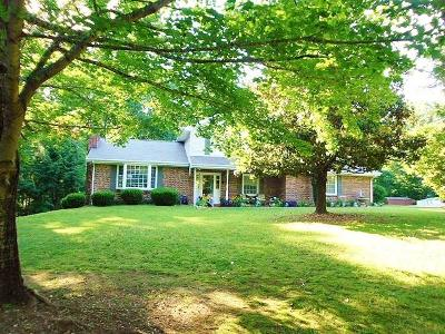 White Bluff Single Family Home For Sale: 1460 White Bluff Rd