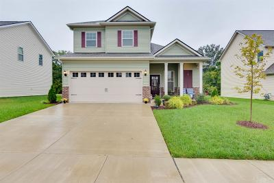 Spring Hill Single Family Home For Sale: 1012 Keeneland Dr